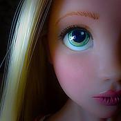 Куклы и игрушки ручной работы. Ярмарка Мастеров - ручная работа Рапунцель. Handmade.