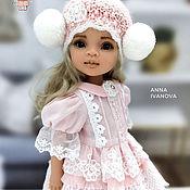 Куклы и игрушки handmade. Livemaster - original item Clothes for Paola Reina dolls. Elegant set
