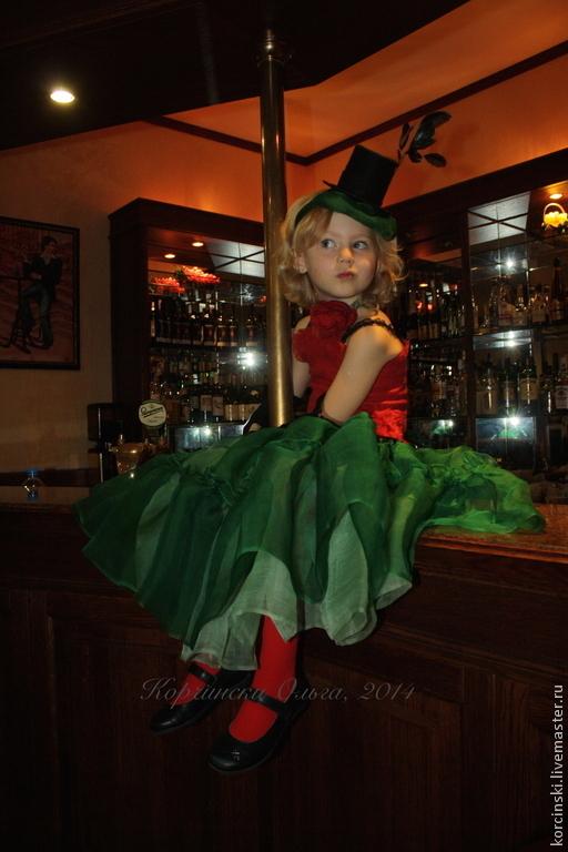 """Карнавальные костюмы ручной работы. Ярмарка Мастеров - ручная работа. Купить Костюм праздничный """"Moulin Rouge"""". Handmade. Карнавальный костюм"""