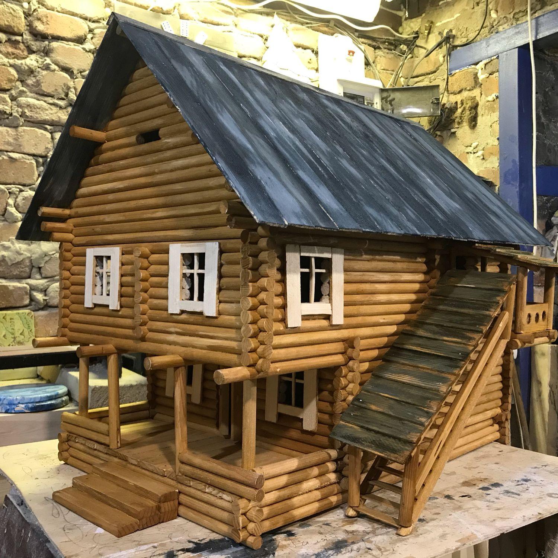 Кукольный домик, Кукольные домики, Кольчугино,  Фото №1
