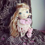 """Куклы и игрушки ручной работы. Ярмарка Мастеров - ручная работа Авторская кукла """"Нежный бутон"""". Handmade."""