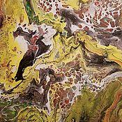 Картины ручной работы. Ярмарка Мастеров - ручная работа Картина Абстракция 5. Handmade.