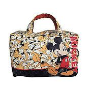 Спортивная сумка ручной работы. Ярмарка Мастеров - ручная работа Сумки: Спортивная сумка для зала. Handmade.