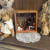 Куклы и игрушки ручной работы. Ярмарка Мастеров - ручная работа Антикварный магазинчик. Handmade.