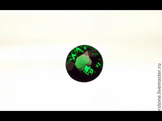 Для украшений ручной работы. Ярмарка Мастеров - ручная работа. Купить Хромтурмалин 6,19 ct. Handmade. Зеленый, натуральный