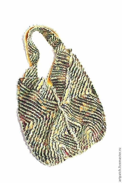 Женские сумки ручной работы. Ярмарка Мастеров - ручная работа. Купить Сумка большая из 100% американского хлопка. Handmade.