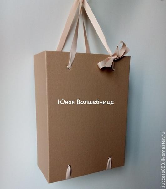 Коробка для подарка, новогодняя упаковка, корпоративный подарок, новогодние подарочные наборы, упаковка для кукол, упаковка для игрушек, стильная упаковка, эко-стиль, фирменная упаковка, оригинальная упаковка