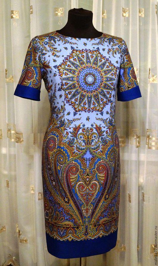 """Платья ручной работы. Ярмарка Мастеров - ручная работа. Купить Платье"""" Вечерняя звезда"""". Handmade. Комбинированный, Платье нарядное"""