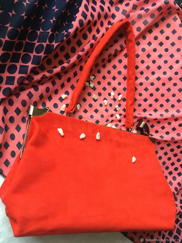 76697b04d8fe Красная сумочка