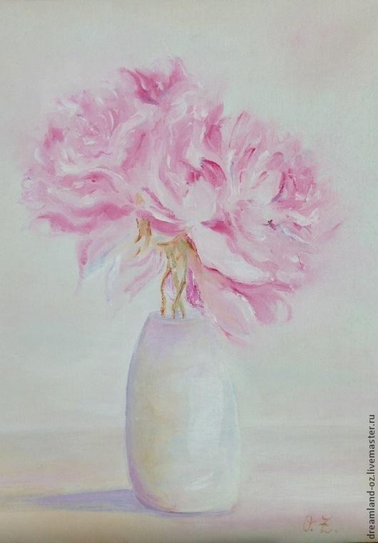 Город ручной работы. Ярмарка Мастеров - ручная работа. Купить Дыхание нежное  весны. Handmade. Розовый, цветы, весна