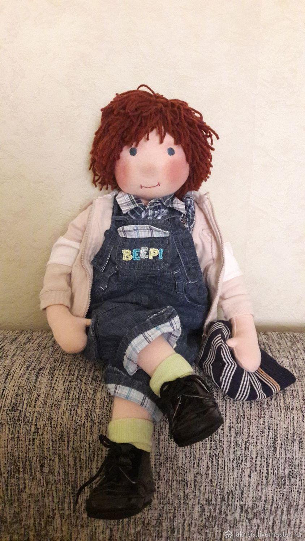 Текстильная кукла, Куклы и пупсы, Евпатория,  Фото №1