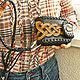Order Leather purse handmade. schwanzchen. Livemaster. . Wallets Фото №3