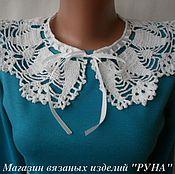 Аксессуары handmade. Livemaster - original item Knit collar