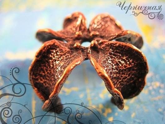 Для украшений ручной работы. Ярмарка Мастеров - ручная работа. Купить Дети природы 0556-350 (1). Handmade. Коричневый
