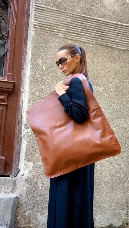 сумка кожаная сумка сумка из кожи Dark Pumpkin сумка дизайнерская сумка сумка ручной работы сумка из натуральной кожи