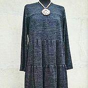 Одежда ручной работы. Ярмарка Мастеров - ручная работа Платье Вердон. Handmade.