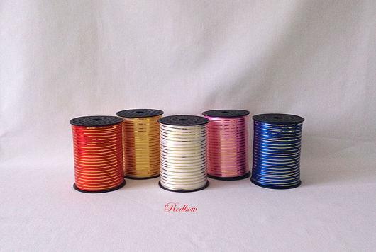 Упаковка ручной работы. Ярмарка Мастеров - ручная работа. Купить Лента для упаковки, 6 цветов.. Handmade. Лента, упаковка, лента