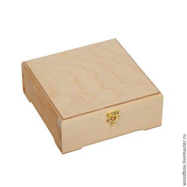 Материалы для творчества ручной работы. Ярмарка Мастеров - ручная работа 13137 Шкатулка 13 13 7 см. для хранения вещей, упаковки подарка.. Handmade.