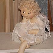 """Куклы и игрушки ручной работы. Ярмарка Мастеров - ручная работа Ангел """"Мечтатель"""". Handmade."""