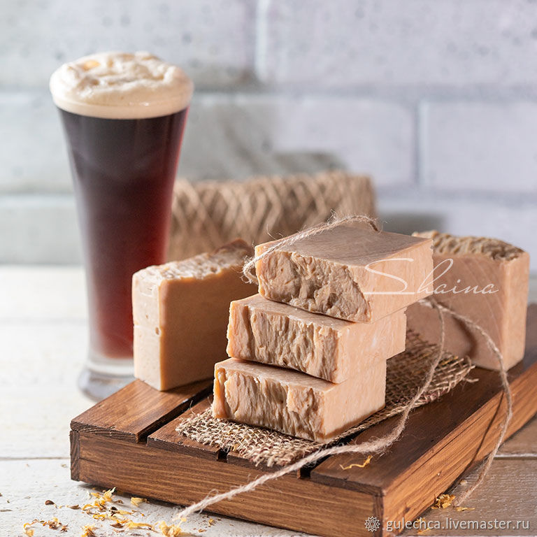 Beer soap is on the SAGE, Soap, Schyolkovo,  Фото №1