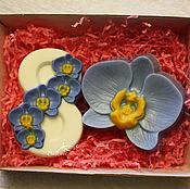 handmade. Livemaster - original item Set of handmade soap
