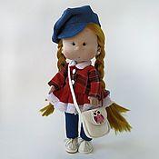 Куклы и игрушки handmade. Livemaster - original item Dolls and dolls: The doll-baby. Handmade.