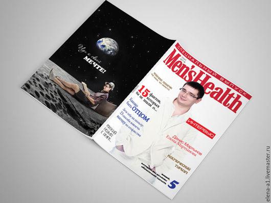 Фото и видео услуги ручной работы. Ярмарка Мастеров - ручная работа. Купить Персональный журнал. Handmade. Комбинированный, подарок женщине