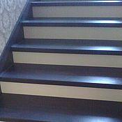Для дома и интерьера ручной работы. Ярмарка Мастеров - ручная работа Лестница из массива бука. Handmade.