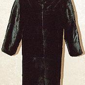 Одежда ручной работы. Ярмарка Мастеров - ручная работа Шуба из выдры. Handmade.