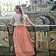 Платья ручной работы. Заказать Платье в горох (скидка 30%). O.Yegorova. Ярмарка Мастеров. Сарафан, Платье нарядное, шифон