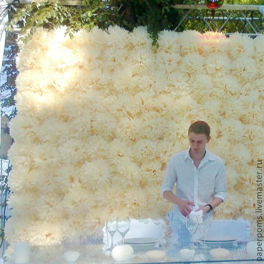Свадебные аксессуары ручной работы. Ярмарка Мастеров - ручная работа. Купить Воздушное настроение- стенд. Handmade. Для свадьбы, для декора