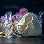 """Косметика ручной работы. Ярмарка Мастеров - ручная работа 100% кастильское мыло """"С ЛЮБОВЬЮ"""". Handmade."""
