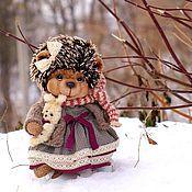 Куклы и игрушки ручной работы. Ярмарка Мастеров - ручная работа Ежиха Лола (25 см). Handmade.