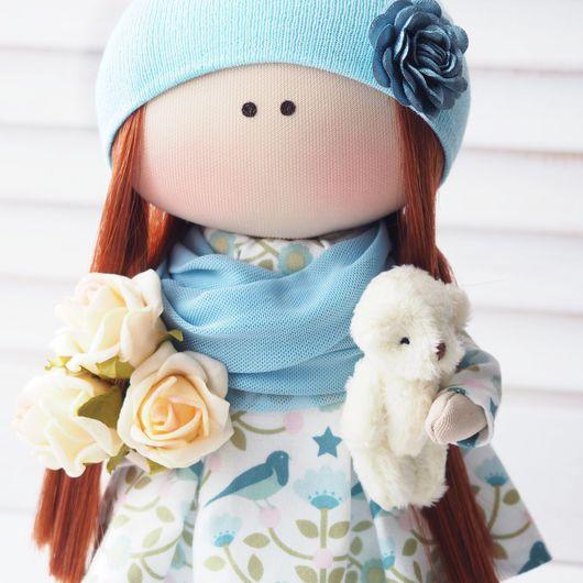 Коллекционные куклы ручной работы. Ярмарка Мастеров - ручная работа. Купить Sandy. Handmade. Кукла ручной работы, интерьер