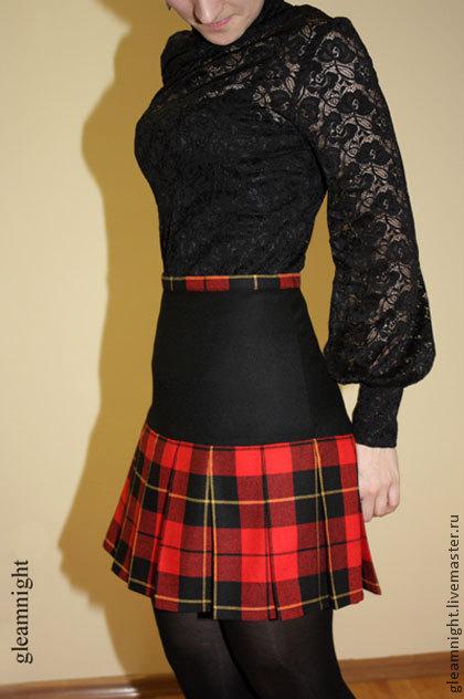 Весна и лето завышенная талия плиссировка юбка пушистый короткая юбка женское бюст шифон юбка базовые юбка duanqun