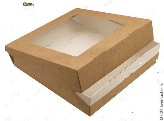 Упаковка ручной работы. Ярмарка Мастеров - ручная работа. Купить Коробка. Handmade. Коричневый, упаковка для подарка, коробочка для подарка