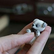 Куклы и игрушки ручной работы. Ярмарка Мастеров - ручная работа Бим, самый маленький. Handmade.