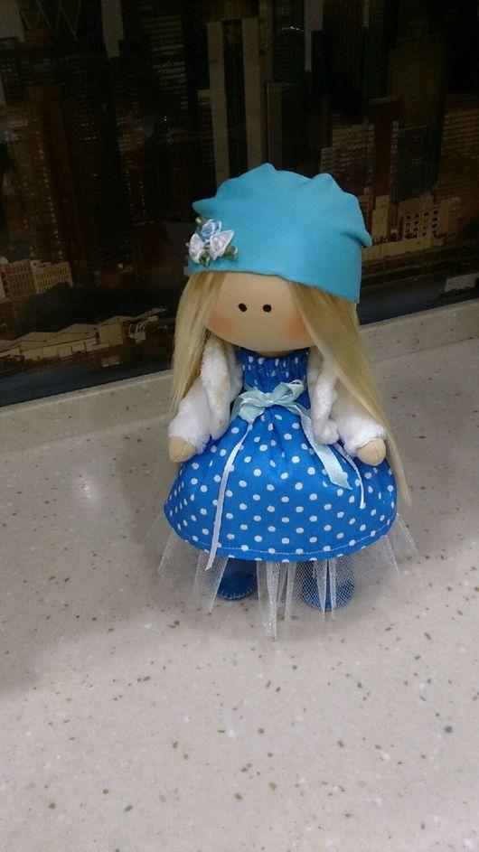 Коллекционные куклы ручной работы. Ярмарка Мастеров - ручная работа. Купить Кукла интерьерная Яна. Handmade. Кукла ручной работы