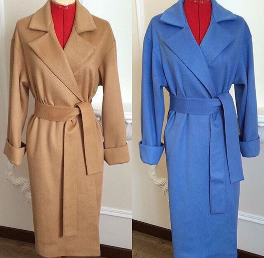 Верхняя одежда ручной работы. Ярмарка Мастеров - ручная работа. Купить Пальто Свобода стиля от murcouture. Handmade. Пальто женское