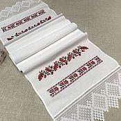 Русский стиль handmade. Livemaster - original item Towel