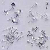 Материалы для творчества handmade. Livemaster - original item Pins, plugs. Handmade.