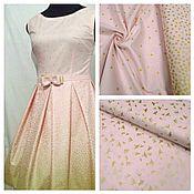 Одежда handmade. Livemaster - original item Dress from American cotton вьlпускной.. Handmade.