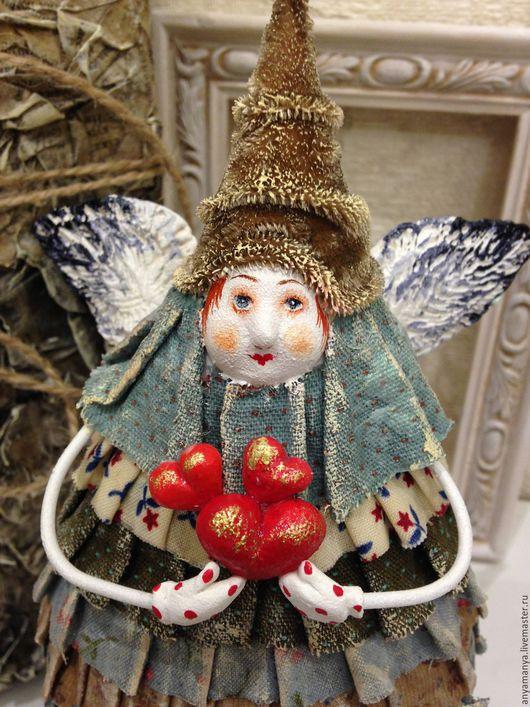 Коллекционные куклы ручной работы. Ярмарка Мастеров - ручная работа. Купить елка ДАРЬЯ. Handmade. Подарок на любой случай