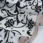 Аксессуары handmade. Livemaster - original item Silk beige handkerchief from Valentino fabric