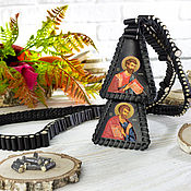 Русский стиль handmade. Livemaster - original item Copy of Lestovka Old Believers Orthodox rosary. Handmade.