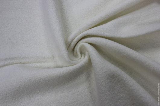"""Шитье ручной работы. Ярмарка Мастеров - ручная работа. Купить 45401 фактруная валяная шерсть """"молочный белый"""". Handmade. Белый"""