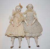 Агата и Милица ,будуарные куколки.