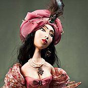 Куклы и игрушки ручной работы. Ярмарка Мастеров - ручная работа Шахерезада. Handmade.