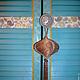 Элементы интерьера ручной работы. Ярмарка Мастеров - ручная работа. Купить Двери в Индию. Handmade. Разноцветный, индийский огурец
