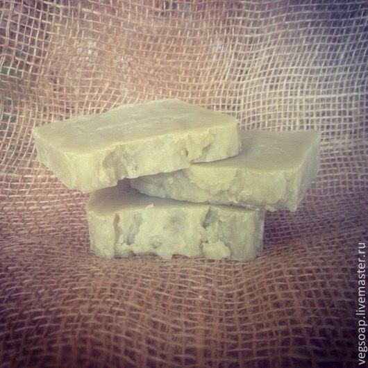 Мыло ручной работы. Ярмарка Мастеров - ручная работа. Купить Тархуновое мыло с нуля. Handmade. Оливковый, миндальное масло